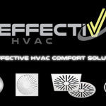 EffectiV HVAC Architectural Diffusers for better comfort and energy efficiency
